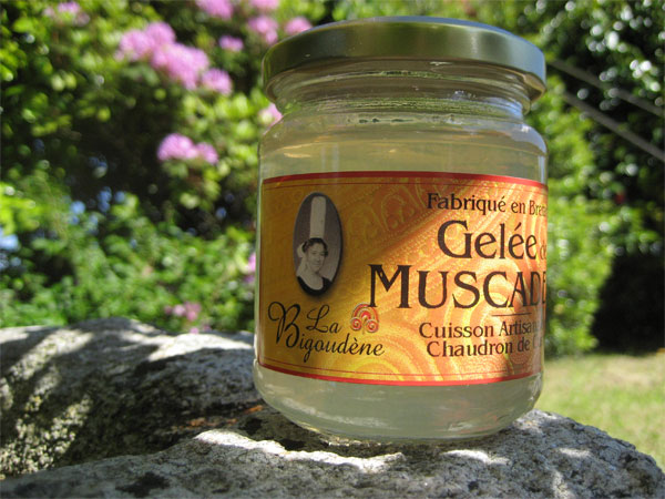 Muscadet Jelly 8oz