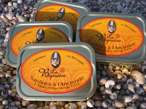 Old Fashion Style Sardines 4 tin set 115G