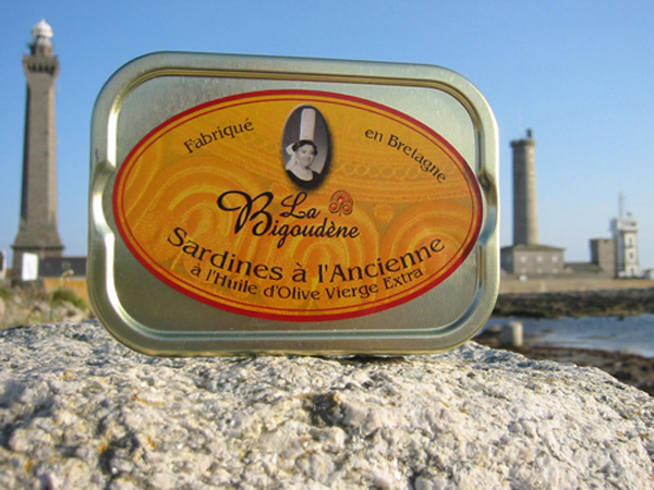 Old Fashioned Style Sardines in Olive Oil