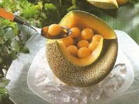 Melon au Pommeau de Bretagne