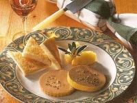 Foie Gras et son Verre de Pommeau de Bretagne