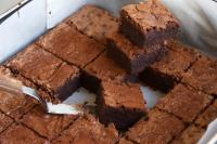 Brownie Facile et  Rapide