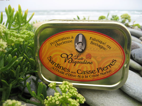 """Rock Samphire"" Sardine 115g"